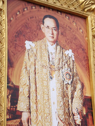 Rama 9 King of Thailand