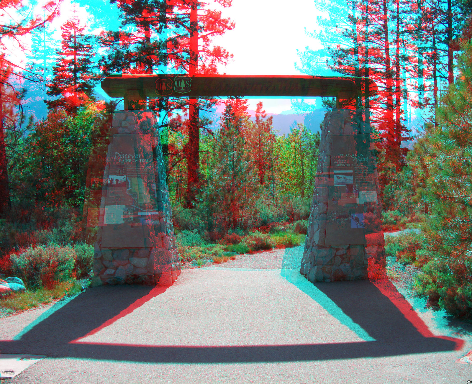 Stoic Decay Stereoscopic Gelm 61 80