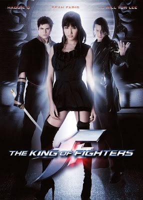 Download The King of Fighters 2010 BluRay BRRip 720p 500MB Ezine Movies