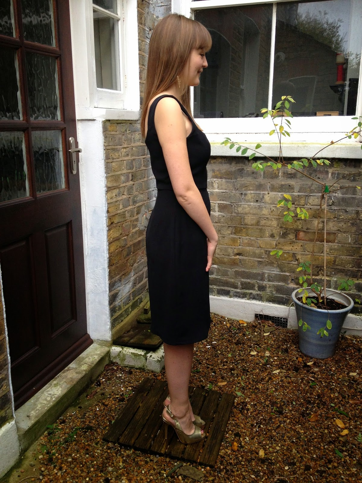 Pattern Testing: The Kim Dress from By Hand London | Diary of a ...