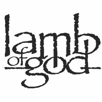 Logo Lamb Of God Vektor