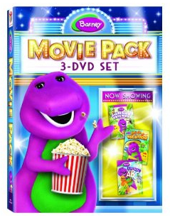 barney1 Barney 3 DVD Set, Bob the Builder, and Thomas and Friends review and Giveaway!