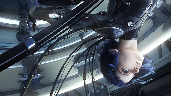 Koukaku Kidoutai Shin Gekijou-ban Virtual Reality Diver