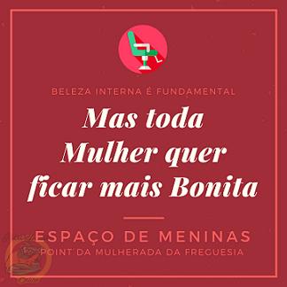 ESPAÇO DE MENINAS