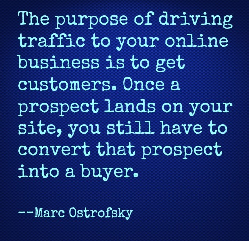 Quote about online business