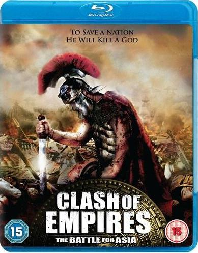Clash Of Empires: Battle For Asia (2011) BRRip 720p 650MB Sub Việt