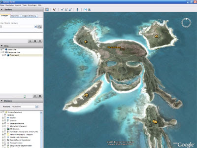 google earth. Google Earth