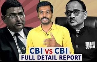 Reasons behind CBI Vs CBI case! Full detail report