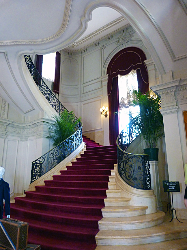 Rosecliff Mansion, Newport, Rhode Island