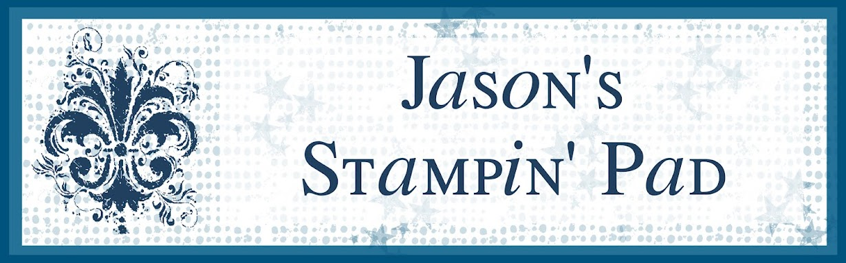 Jason&#39;s Stampin&#39; Pad