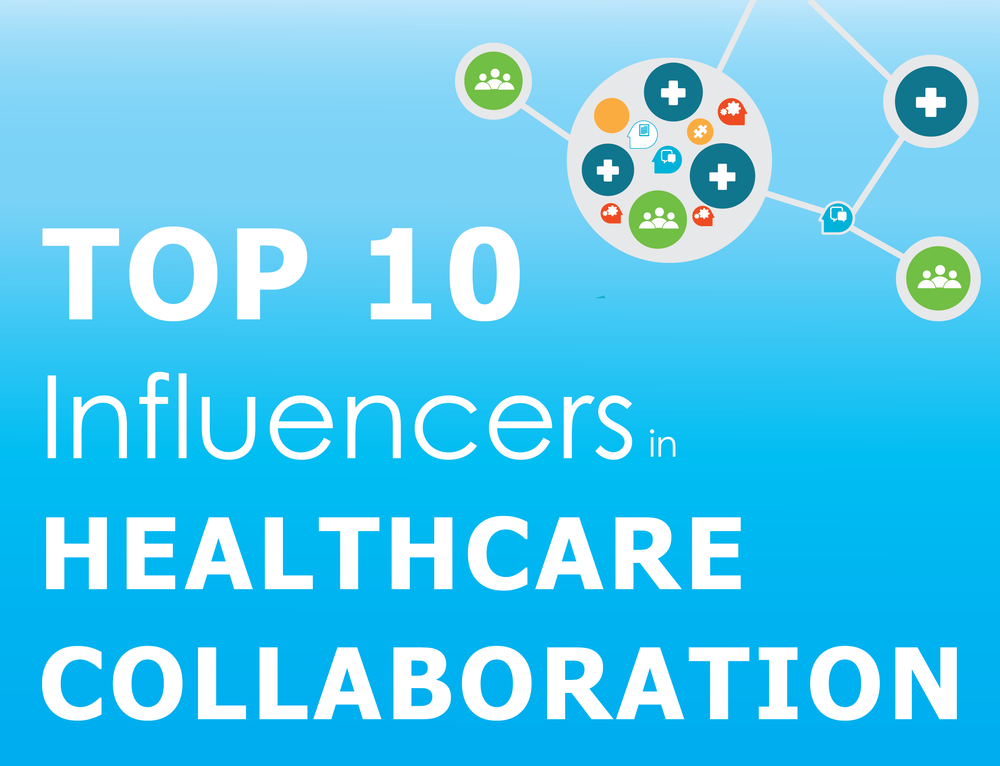 Top 10 Influencers in Healthcare Collaboration