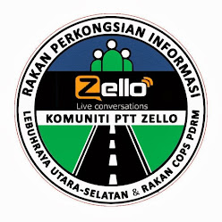 Komuniti PTT Zello, Channel : Lebuhraya Utara-Selatan