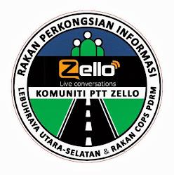 Komuniti PTT Zello, Channel : Lebuhraya Utara-Selatan