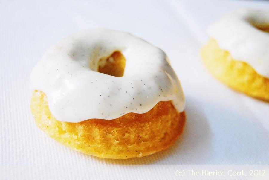 Vanilla Bean Bundt Cake Mix