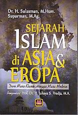 toko buku rahma: buku sejarah islam di asia dan eropa, pengarang dr.h. sulaman, m.hum, pengarang pustaka setia