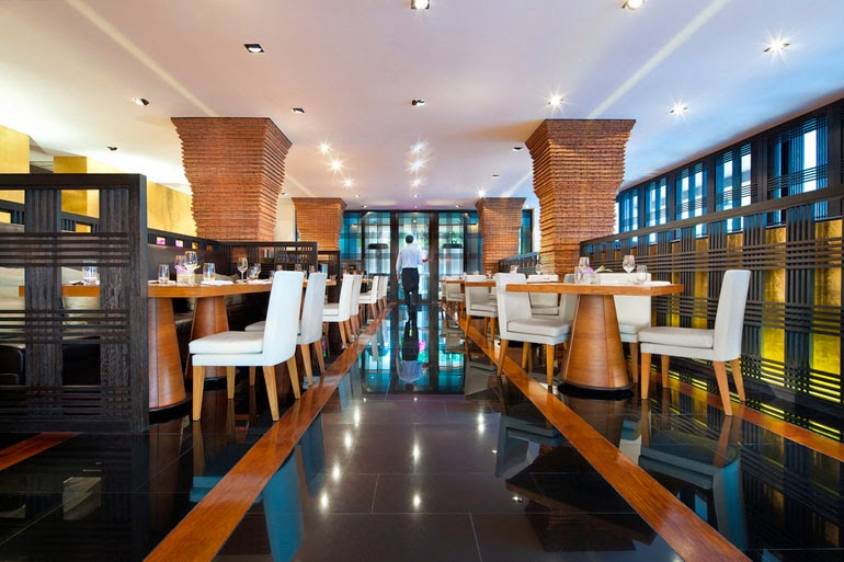 Nahm Thai Restaurant Bangkok