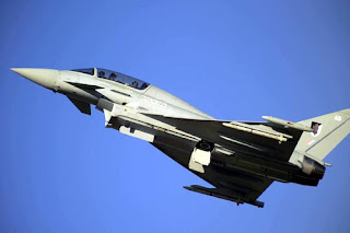Изтребител Eurofighter