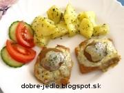 Sójové plátky s marhuľami - recept
