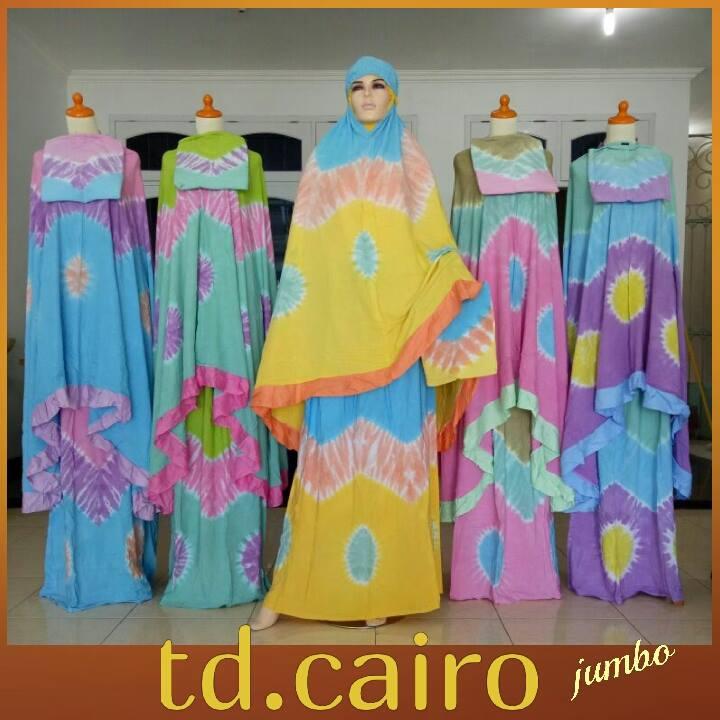 Mukena TD Cairo Jumbo