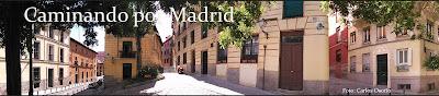 Caminando por Madrid