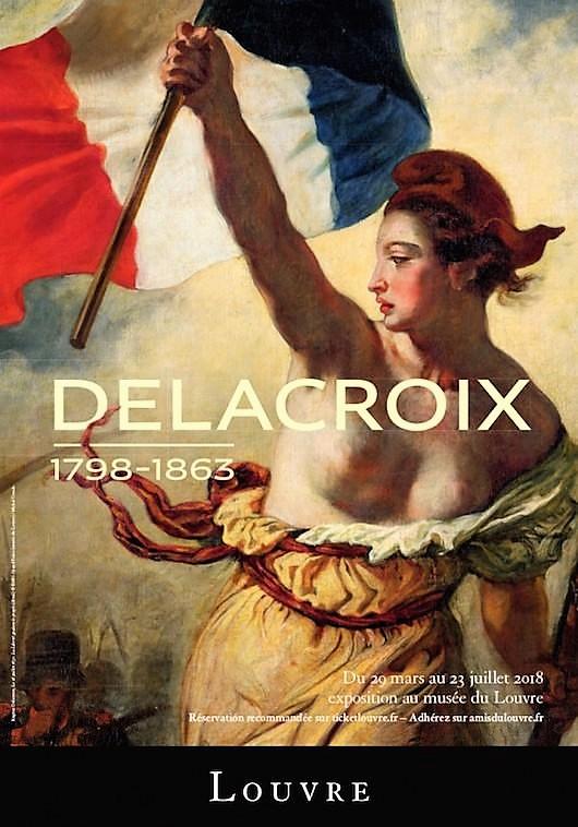Até 23 de julho: Museu do Louvre