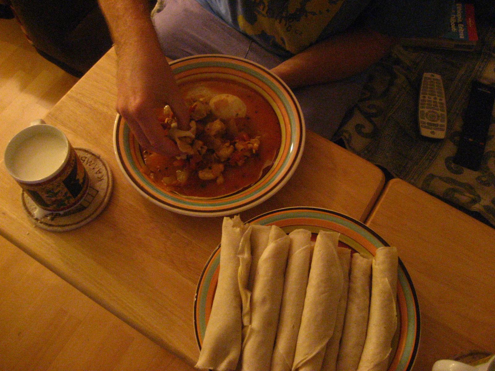 how to make injera at home