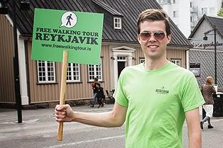 Free tours in Reykjavik