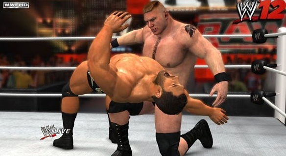 IMPACT Wrestling 2015 Gameplay : PS4, Xbox one EP