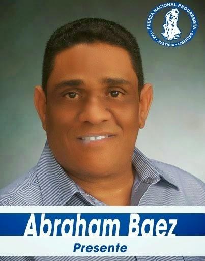 Regidor Abraham Báez