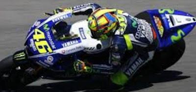 Valentino Rossi : Persekongkolan Mereka Terang Benderang