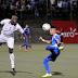 Nicaragua cierra marcador ganando a Surinam