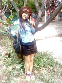 Bobo Mini in Norton university uniform 8