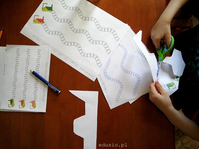 ćwiczenia grafomotoryczne dla dzieci