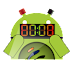 Stop Watch  tutorials in android