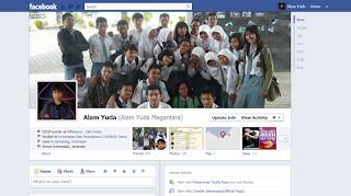 Tampilan Timeline Profil Facebook Baru September 2011