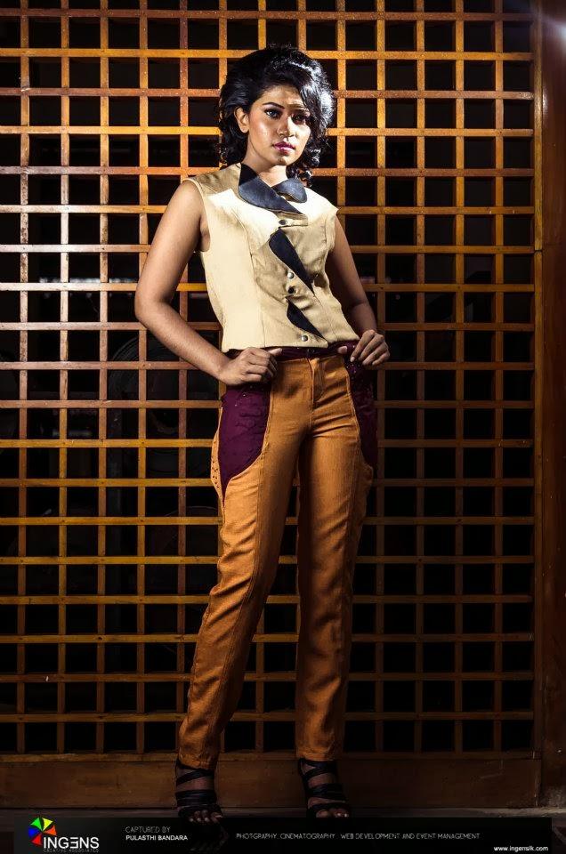 Piumee Vithanage photoshoot