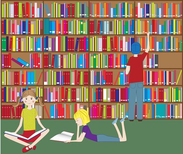 Η λίστα  όλων των βιβλίων της Βιβλιοθήκης του σχολείου μας