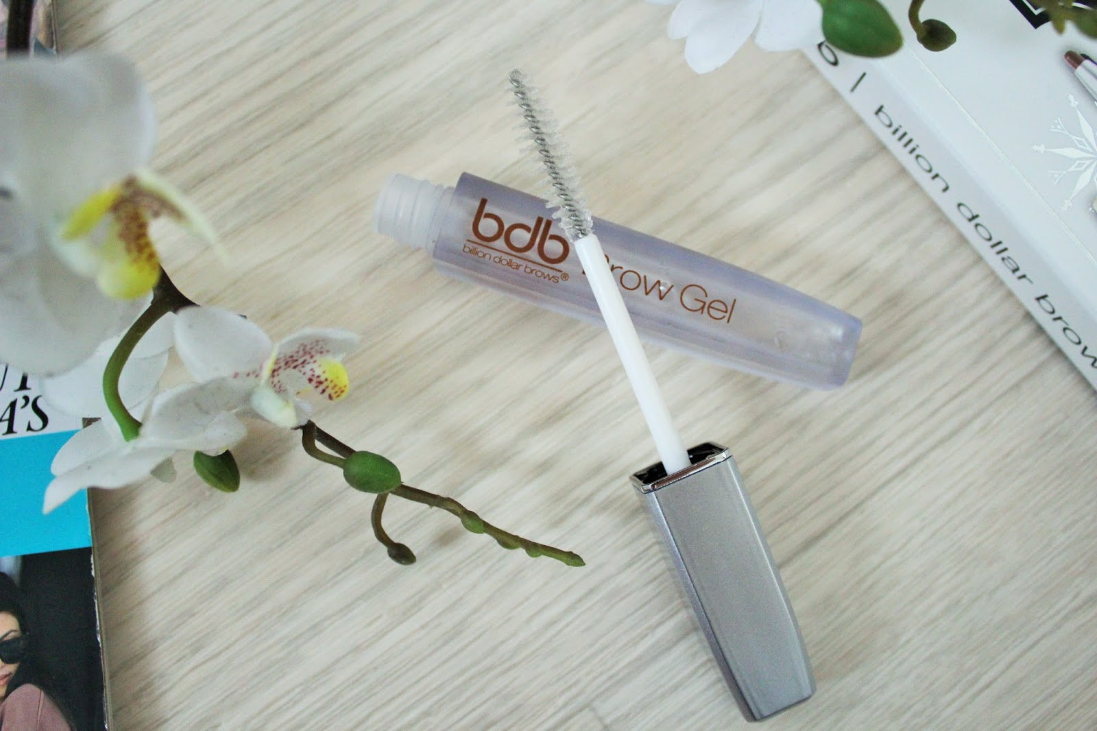 Billion Dollar Brows Review - Brow Gel