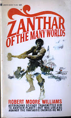 'Zanthar of the Many Worlds' by Robert Moore Williams