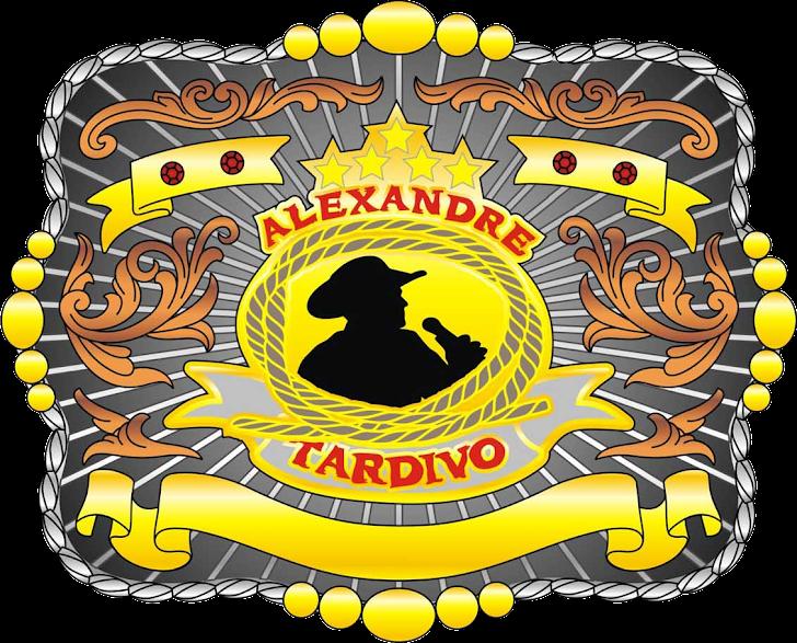 LOCUTOR ALEXANDRE TARDIVO