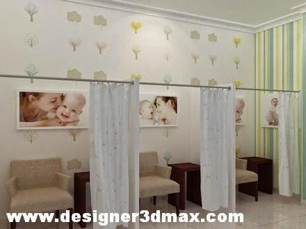 Jasa Interior Eksterior 3d Desain Ruang Ruang Ibu