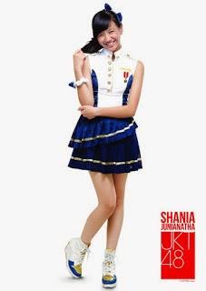 Foto dan Biodata JKT48 Shania Juniantha