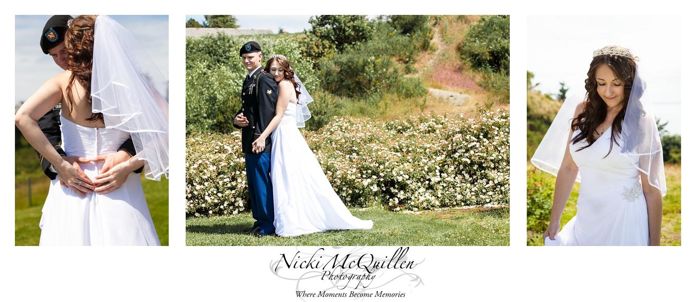 Richmond Beach Saltwater Park Wedding