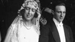Mariage d'Isabelle d'Orléans et de Bruno d'Harcourt