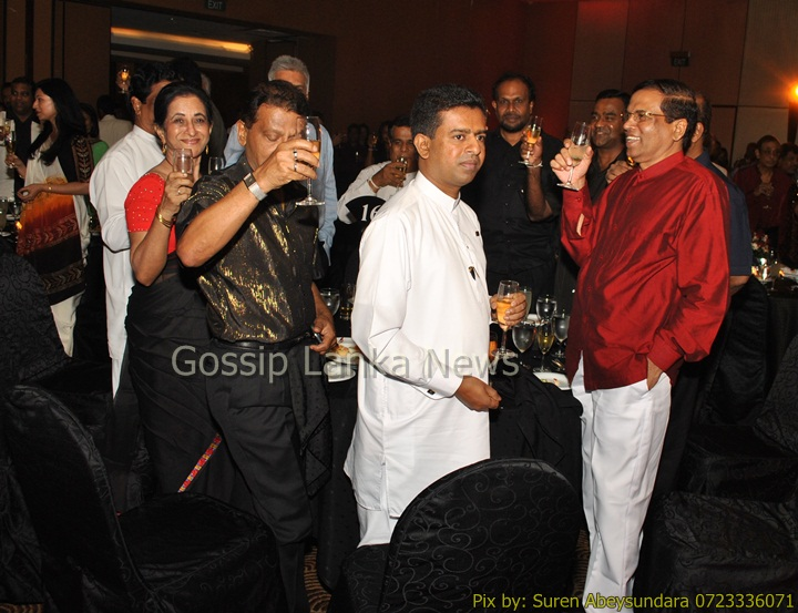 Soma Edirisinghe's Birth Day Party With Video