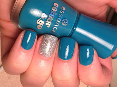 Essence Let's Get Lost Sally Hansen Secrets Frost