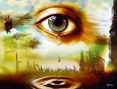 Mata Yang Tidak Menangis di Hari Kiamat