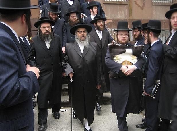 Reb Aaron Teitelbaum of Satmar