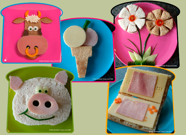 Cocina y otros placeres entre otakus 09 07 12 for Cocina creativa para ninos