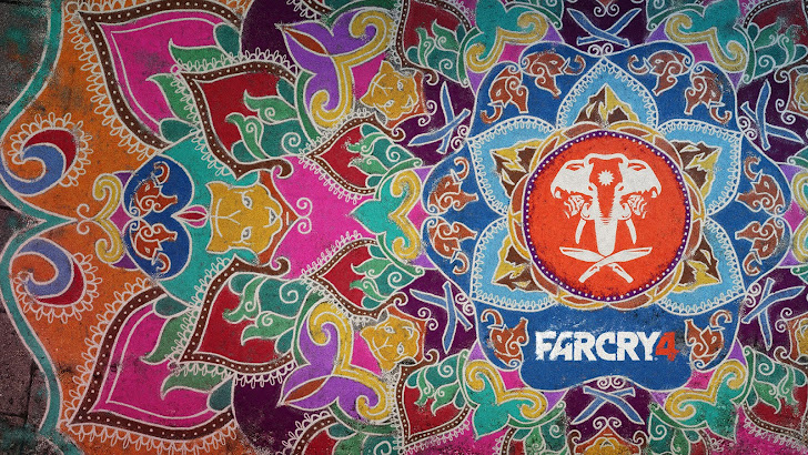 Far Cry 4 Game Art